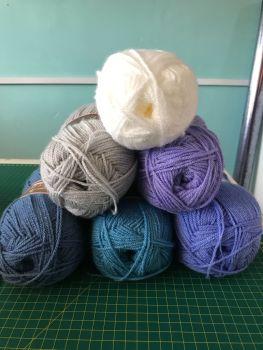 Colour Bundles- Blue Jazz