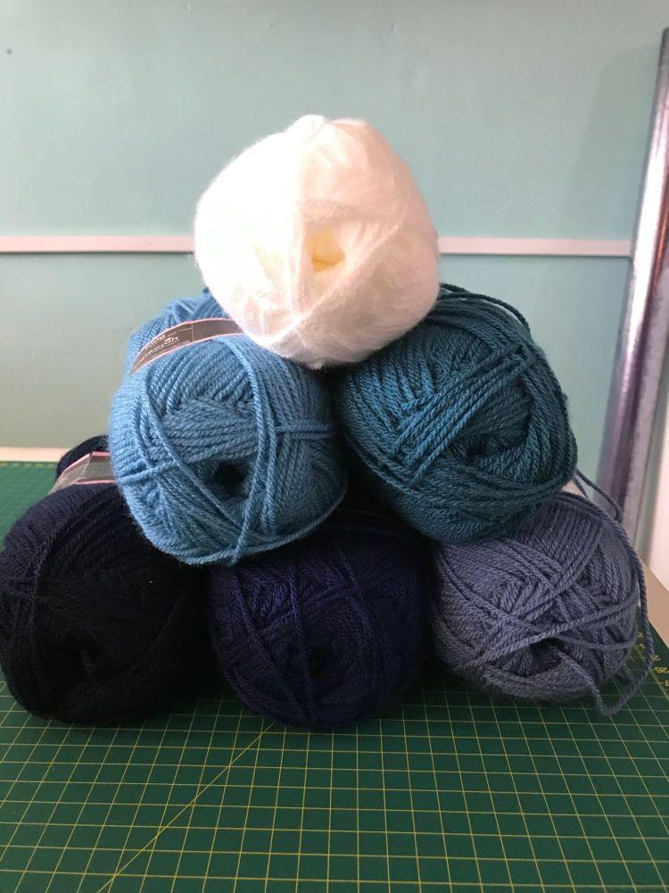Colour Bundles- Ocean Blue