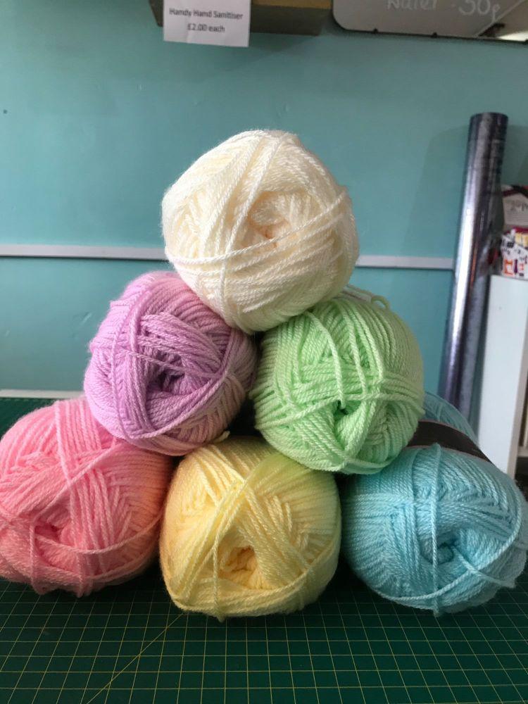 Colour Bundles- Baby Colours
