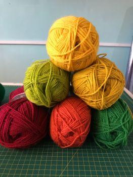 Colour Bundles- Autumn