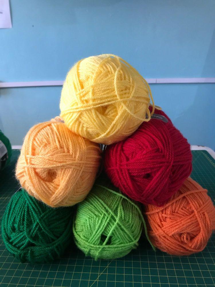 Colour Bundles- Autumn Starting