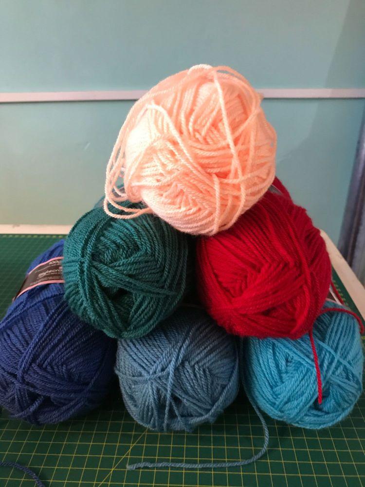 Colour Bundles- Mermaid