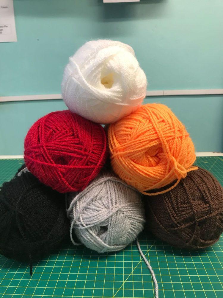 Colour Bundles- Snow-women