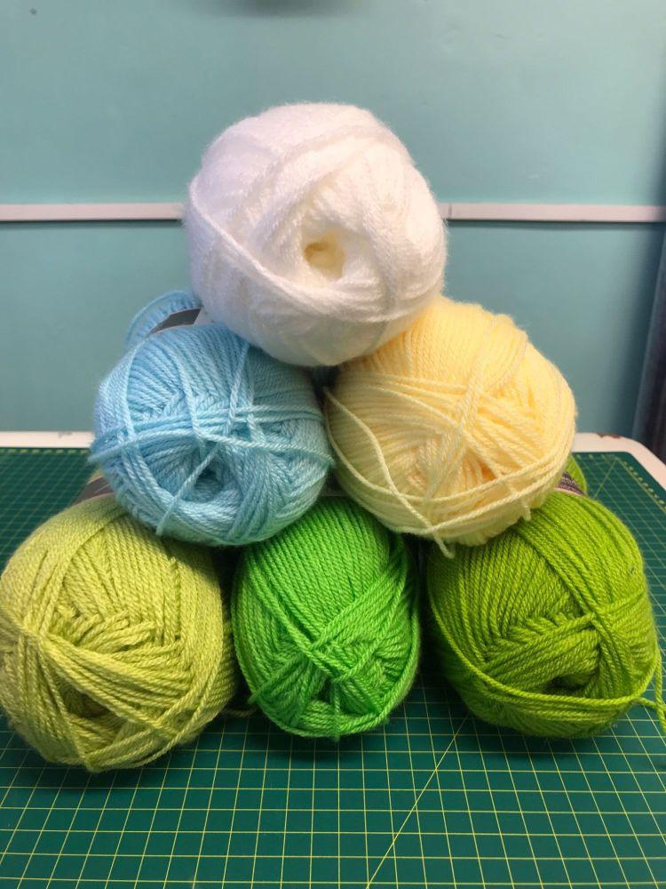 Colour Bundles- Spring Breeze