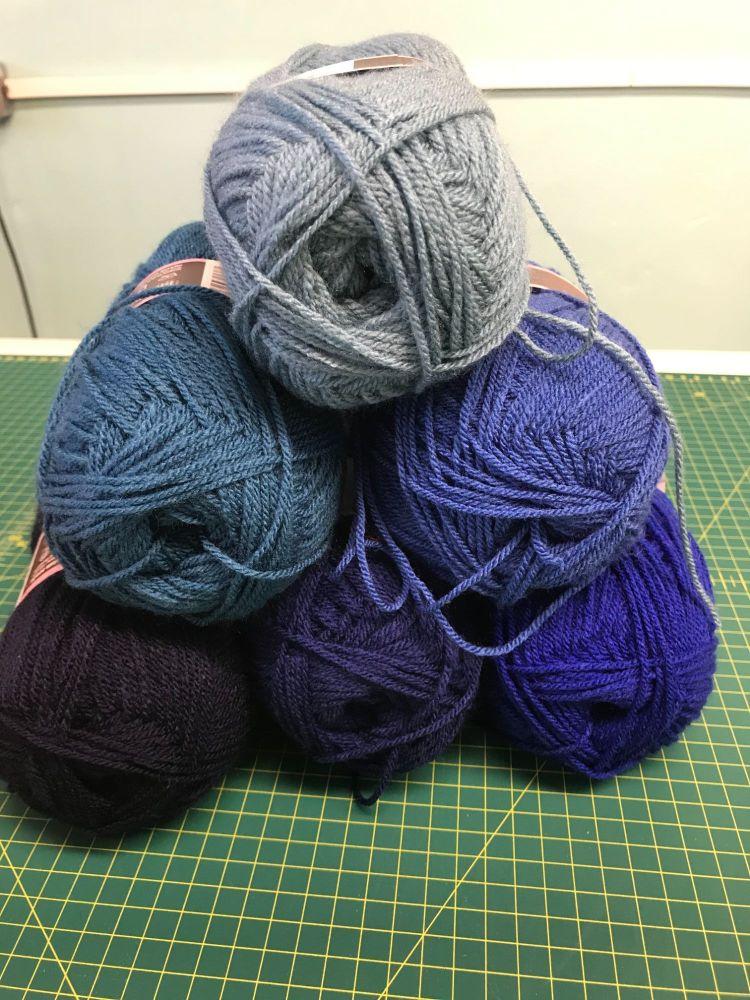 Colour Bundles- Deep Blue