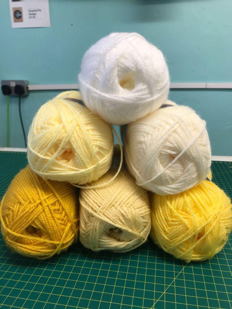 Colour Bundles- Sunshine