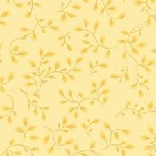 "Henry Glass& Co - Folio Cream with foliage 108"" wide 7882 46"