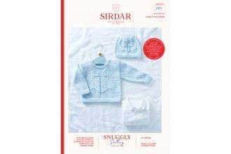 Sirdar Knitting Pattern - 5321