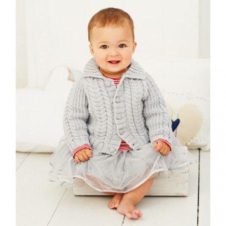 Stylecraft Bambino Knitting Pattern - 9273