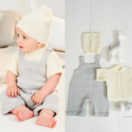 Stylecraft Bambino Knitting Pattern - 9498