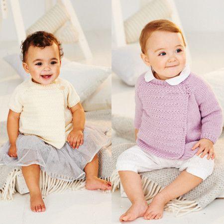 Stylecraft Bambino Knitting Pattern - 9503