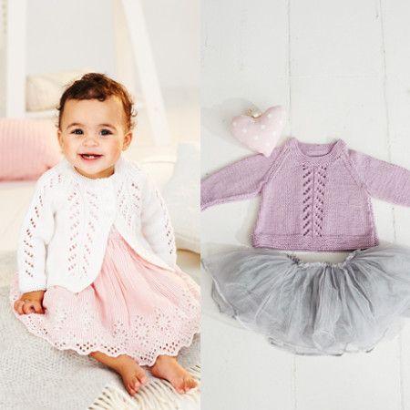 Stylecraft Bambino Knitting Pattern - 9499