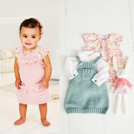 Stylecraft Bambino Knitting Pattern - 9504