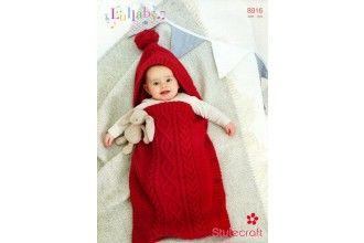 Stylecraft Bambino Knitting Pattern - 8916