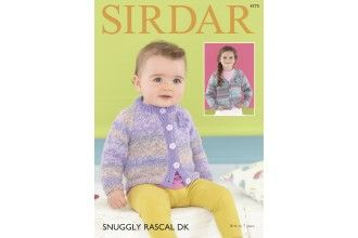 Sirdar Knitting Pattern - 4773