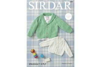 Sirdar 4ply- 4884