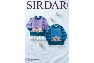 4ply & 3ply Knitting Patterns