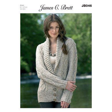 James C Brett Aran- JB046