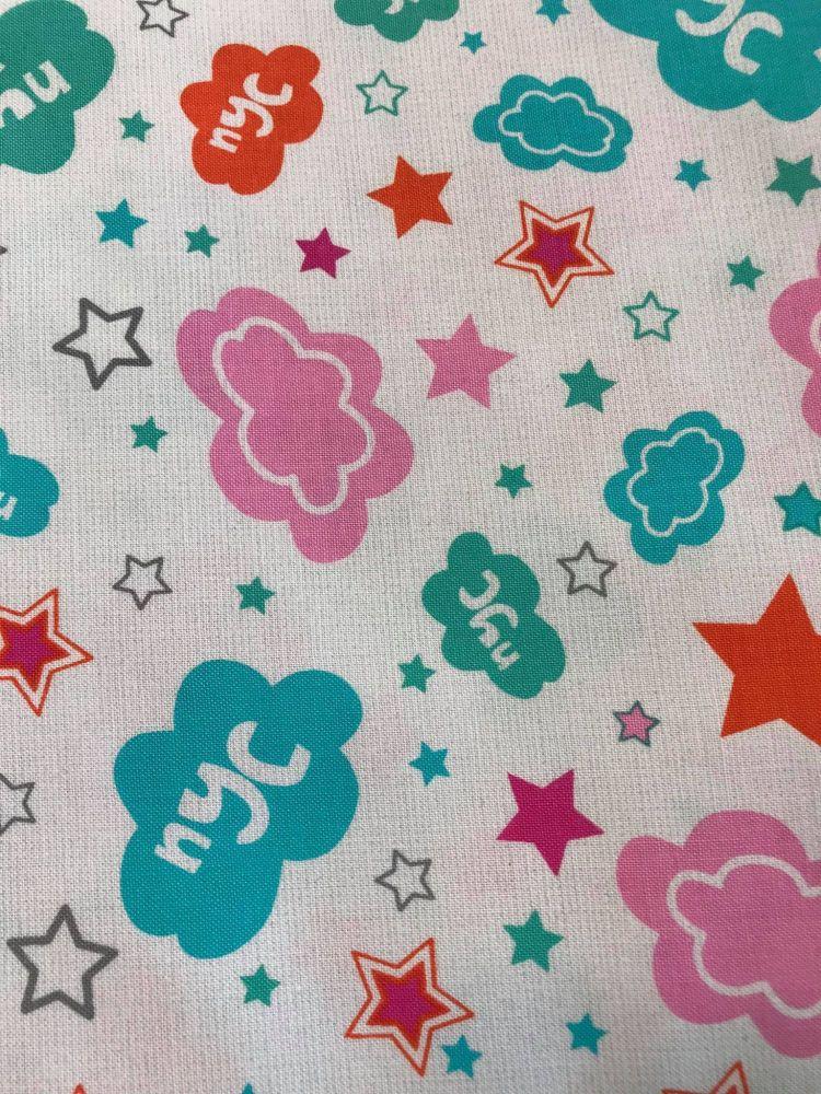 Job Lot 3m Littondale NYC colour clouds