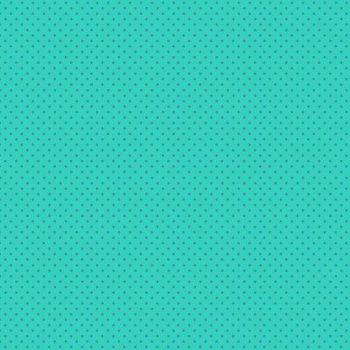 Makower  Blue Spot on Turquoise 830 TB