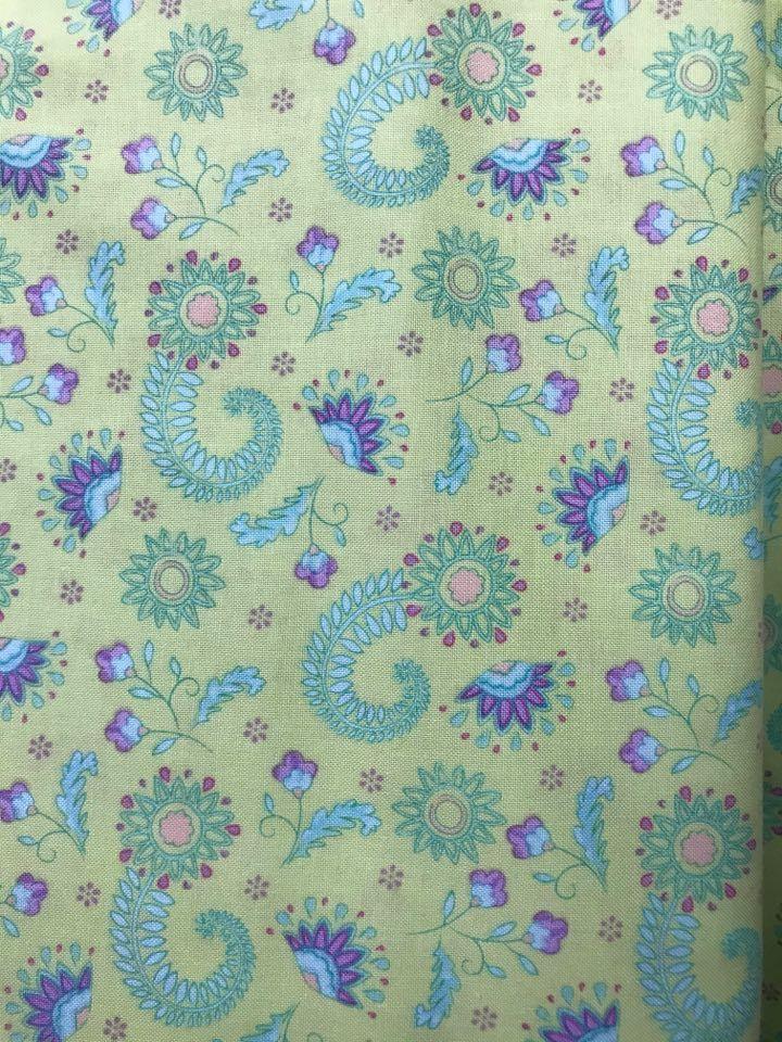 Elegant Peacock- The Craft Cotton