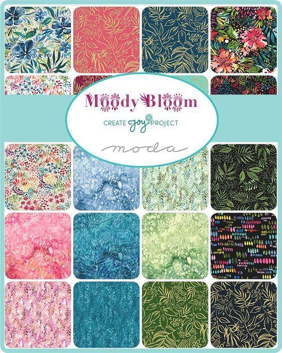 Moda - Moody Bloom by Create Joy Project