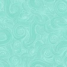 Studio E Just Color - 1351 Light Teal with swirls