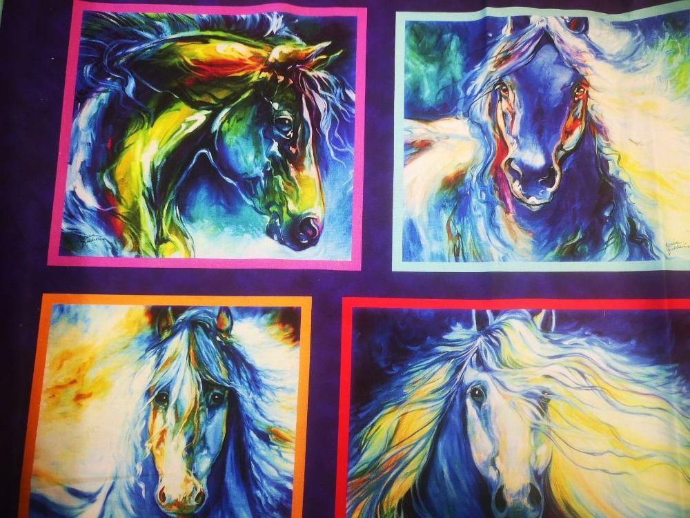 Littondale Painted Horses & Blenders