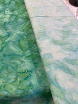 Batik - Ombre aqua/mint swirl  3784-44