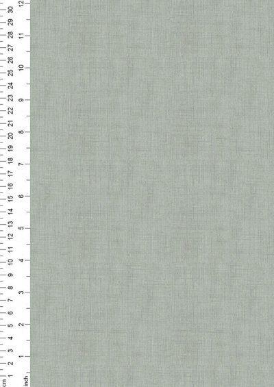 Makower 1473/B3 Slate Grey Linen Texture