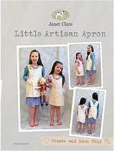 Janet Clare Pattern - Artisan Apron - Child