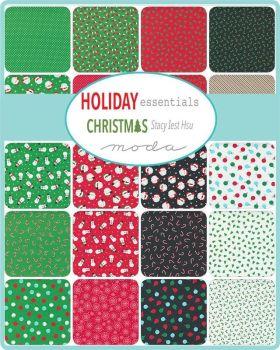Holiday Essential Christmas Moda  Layer Cake