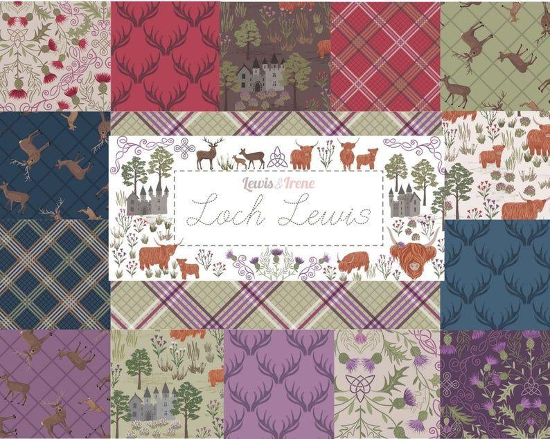 Lewis & Irene Loch Lewis