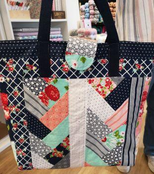 Braided Bag Pattern - Digital Download