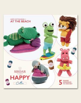 Sirdar Happy Cotton Book - at the Beach book 11