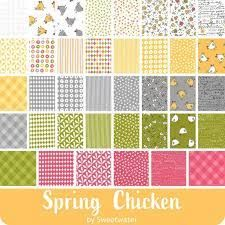 Moda - Spring Chicken by Sweetwater