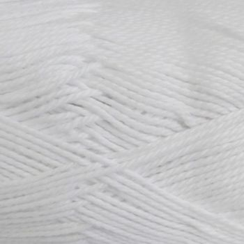 King Cole Cottonsoft White