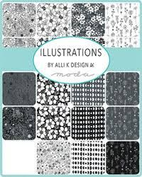 Moda - Illustrations by Alli K Design