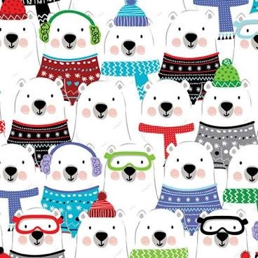 Kanvas Studio - Snow Place Like Home - Polar Bear Buddies - C9865