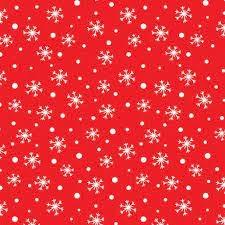 Kanvas Studio - Snow Place Like Home - Snow Daze Red Snowflake C9868
