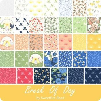 Break of Day Layer Cake by Moda 43100LC