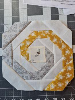Curls & Swirls quilt pattern - digital download