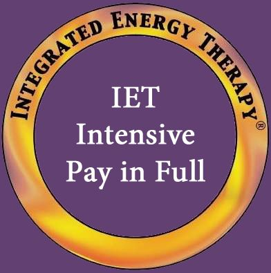 IET Intensive Pay In Full