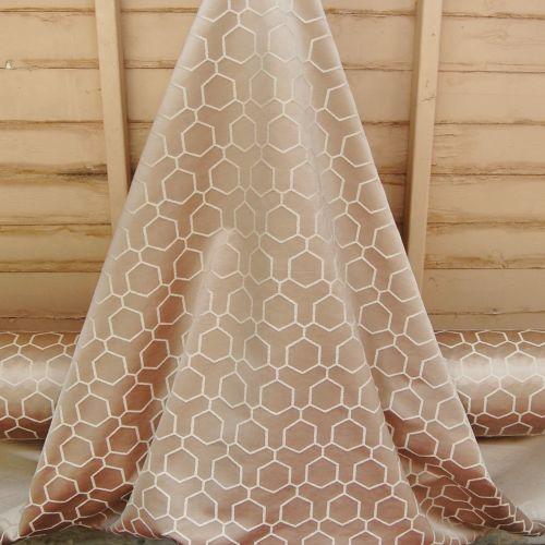 5 Metre End Roll Furnishing Curtain Fabric By Ashley