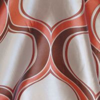 PRESTIGIOUS FABRIC FROM THE ALOHA COLLECTION IN CINNAMON. WS04
