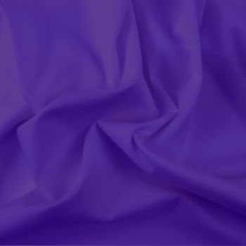 FINE PLAIN DYED POLY COTTON FOR DRESS MAKING, CRAFTS ETC, PURPLE.