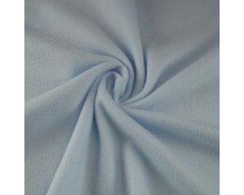 BABY BLUE POLAR FLEECE, ANTI PILL, 56 INCH WIDE.