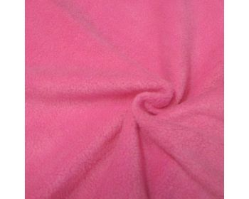 CERISE POLAR FLEECE, ANTI PILL, 56 INCH WIDE.