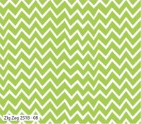 ZIG ZAG 100% COTTON BY THE COTTON CRAFT CO'.