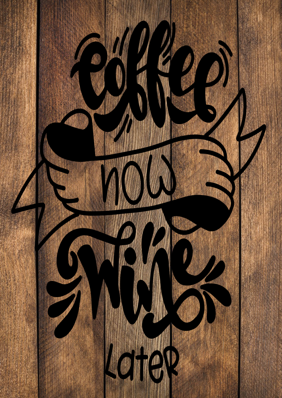 COFFEE BREAK WOOD EFFECT METAL SIGN 29CM'S X 20CM'S